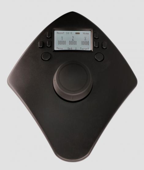 Joystick version controller