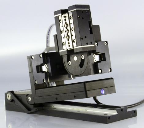 Back-flip & slide stand