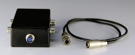 Connector hub