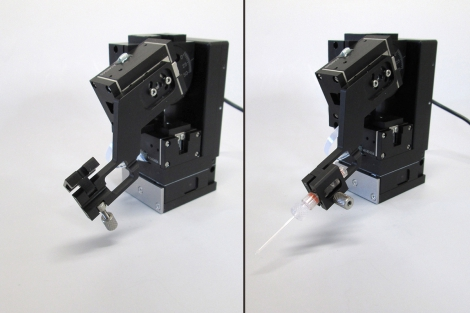 3-7 mm electrode holder adapter