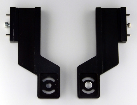 Dove-tail head-stage adapter
